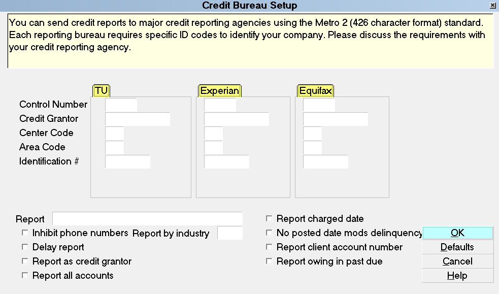Cbs Email Credit Report