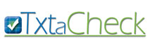 TxtaCheck Logo